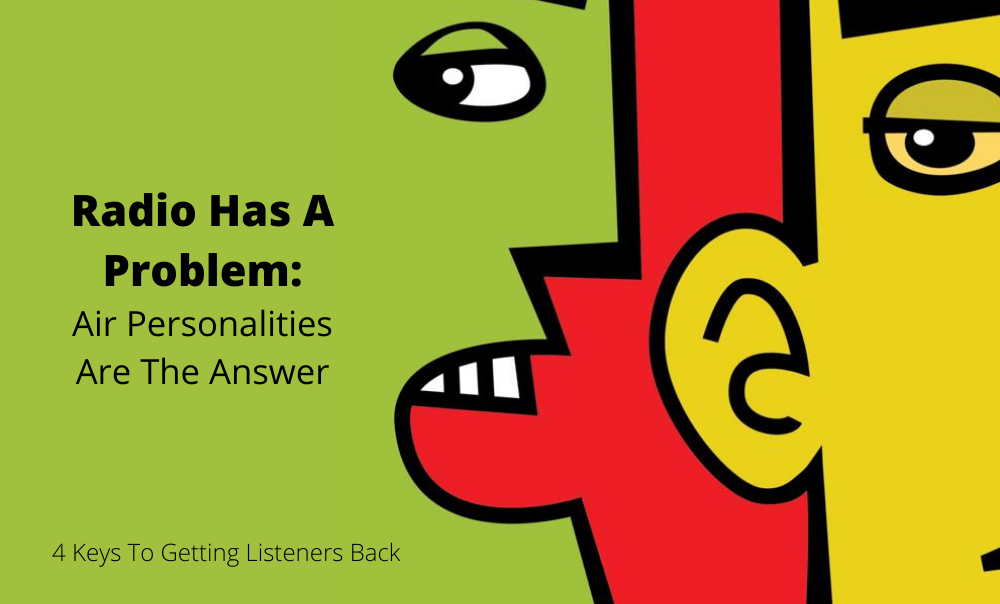 4 Things Personalities Can Do To Bring Listeners Back To Radio