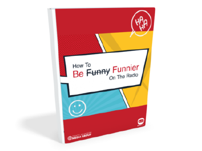 How To Be Funnier On The Radio Seminar on Demand