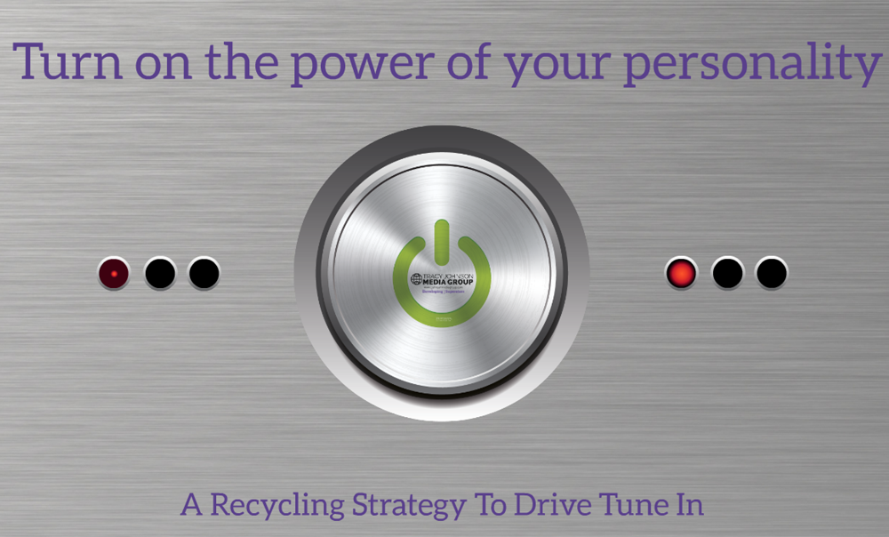 Recycling-Get The Most From Your Best Presentation & Slides