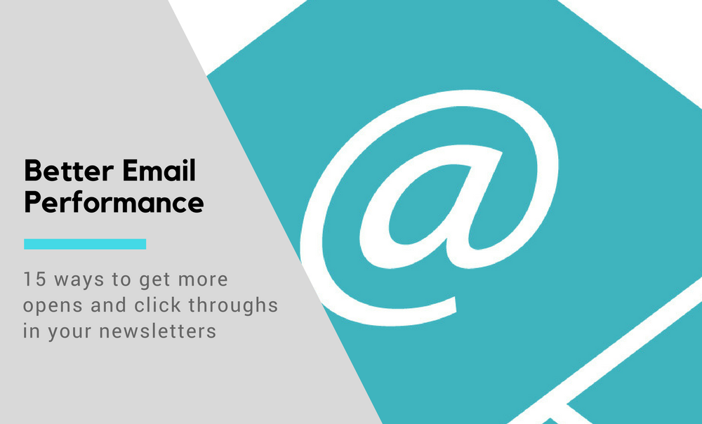 15 Ways to Improve the Open Rate For Your Email Newsletter